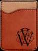 Rawhide Leatherette Phone Wallet Cell Phone Covers & Holders