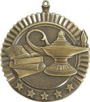 5 Star Knowledge Medal Academic Medals