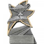 Lamp Jazz Star Resin Academic Trophies