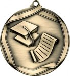 Ribbon Scholastic Medal Academic Trophies