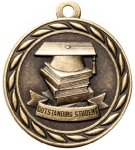 Scholastic Outstanding Student Medal Academic Trophies