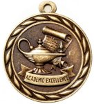 Scholastic Academic Excellence Medal Academic Trophies