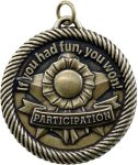 Value If You Had Fun You Won Medal Academic Trophies
