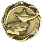 Fusion Knowledge Medal Academic Trophies