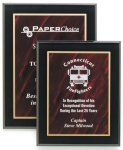 Marbled Red Acrylic Plaque Acrylic Award Plaques