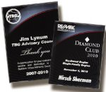 Chairmans Acrylic Plaque Acrylic Award Plaques