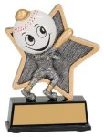 Baseball Little Pals Resin Trophy All Trophy Awards