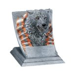 Wolf Mascot All Trophy Awards