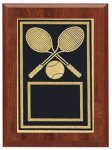 Tennis Plaque All Trophy Awards