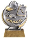 Coach 3D Motion Trophy All Trophy Awards