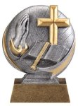 Christian 3D Motion Trophy All Trophy Awards