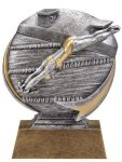 Swimming 3D Motion Trophy (Female) All Trophy Awards