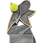 Tennis Jazz Star Resin All Trophy Awards
