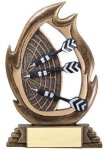 Flame Series Dart All Trophy Awards