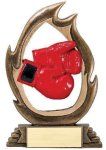 Flame Series Boxing All Trophy Awards
