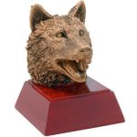Wolf Resin All Trophy Awards