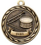 Scholastic Band Medal Band Medals