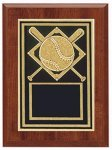 Baseball Softball Plaque 6x8 Baseball Trophies