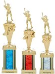 First-Third Place Baseball Trophies Baseball Trophies