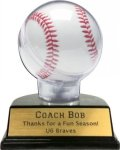 Baseball Holder Trophy Baseball Trophies