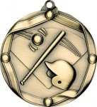 Ribbon Baseball Medal Baseball Trophies