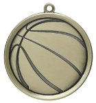 Mega Basketball Medal Basketball Medals
