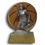 Basketball - Female Basketball Trophies