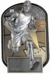 Rockin Jox Basketball Award (Male) Basketball Trophies