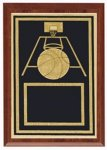 Basketball Plaque Basketball Trophies