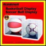 UV Protected Basketball Display Basketball Trophies
