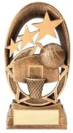Radiant Basketball Trophy Basketball Trophies
