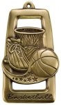 Star Blast Basketball Medal Basketball Trophies