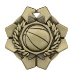 Imperial Basketball Medal Basketball Trophies