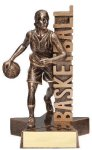 Billboard Basketball Trophy (Female) Basketball Trophies