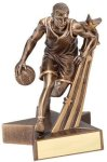 Basketball Super Star Trophy (Male) Basketball Trophy Awards