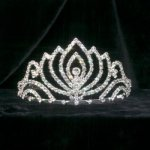 Stuart Queen Tiara Beauty Pageant Tiaras
