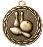 Scholastic Bowling Medal Bowling Medals