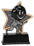 Bowling LittlePal Resin Trophy Bowling Trophies