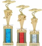 First - Third Place Car Show Trophies 4 Car Show Trophies