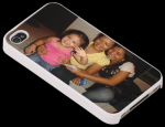 White IPhone 4 Case Cell Phone Covers & Holders
