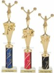 Place Classic Cheer Trophy Cheerleading Trophy Awards
