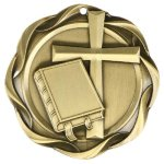 Fusion Christian Medal Christian Medals