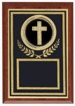 Christian Cross Plaque Christian Trophies