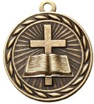 Scholastic Christian Medal Christian Trophies