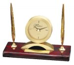 Pen Set With Clock Clocks - Desk