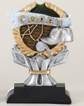 Coach Impact Tophy Coach Awards