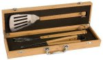Bamboo BBQ Set Cooking Trophies