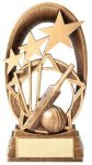 Radiant Cricket Trophy Creative Awards | Acrylic Awards | Award Plaques | Trophies | Medals
