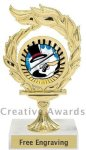 Flame Dance Award Dance Trophy Awards