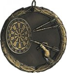 Wreath Darts Medal Darts Trophies